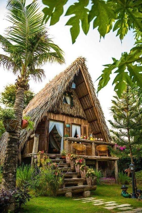 Casas de campo pequeñas