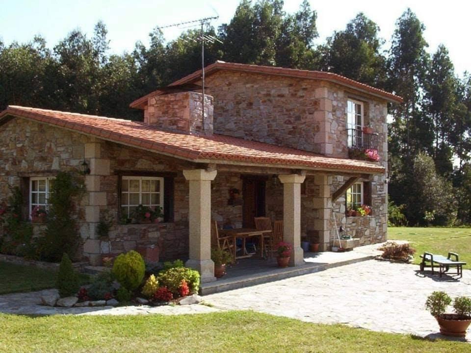 Diseño de casas de campo modernas