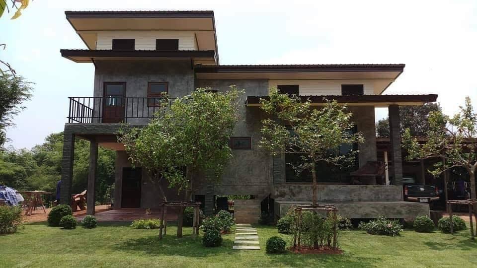 Diseños de casas en el campo