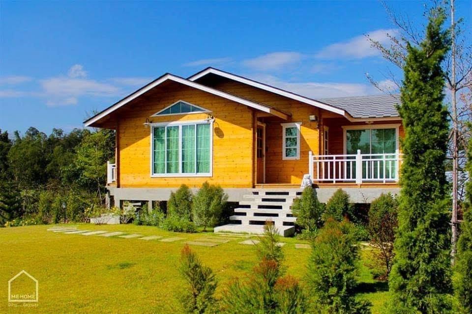Modelos de casas de campo sencillas