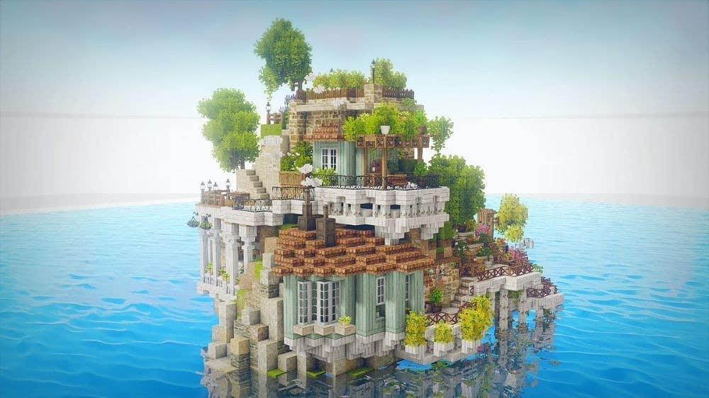 Planos de casas de Minecraft fantásticas