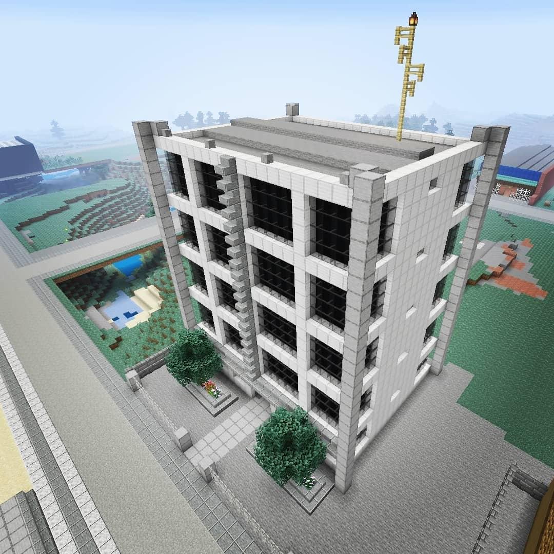 Planos para casas de Minecraft edificios