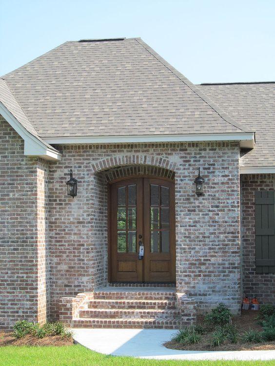 Casa campirana para fachada de casas antiguas