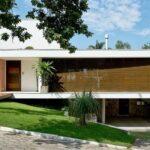 Casas pequeñas con cochera subterránea