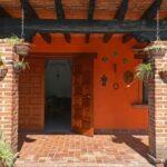 Casas tipo hacienda mexicana