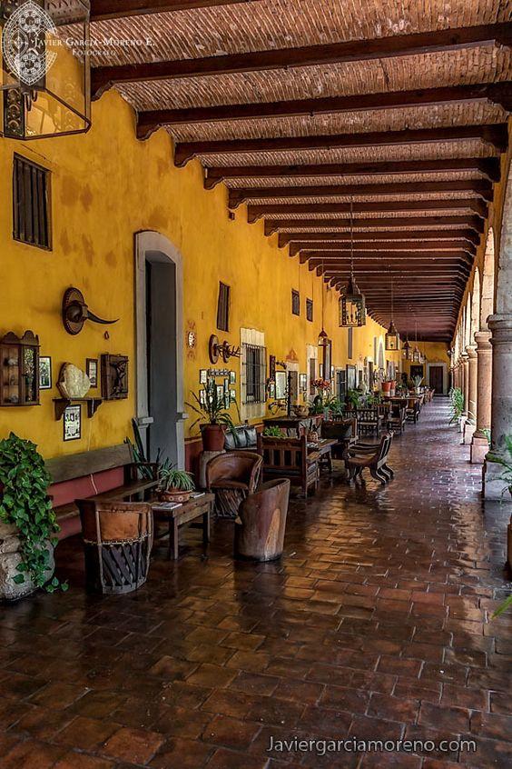 Diseños de casas rústicas mexicanas