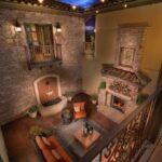Diseños de casas tipo hacienda pequeñas
