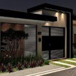 Ideas de casas de infonavit sencillas