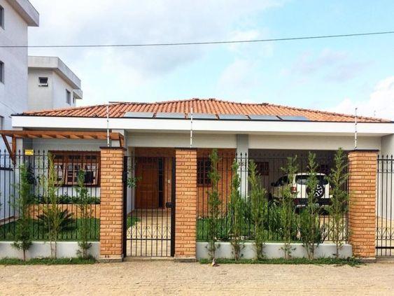 Casas de una planta con cochera