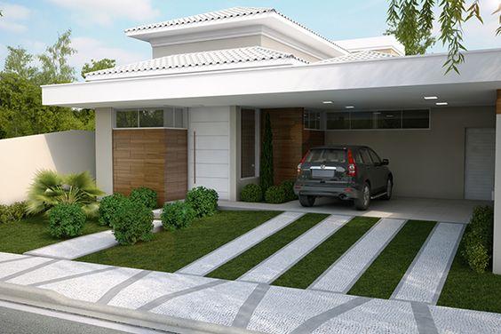 Diseños de casas económicas y modernas