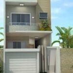 Imágenes de planos de casas pequeñas de dos pisos estilo americano