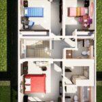 Planos de casas económicas pequeñas