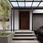 Casas de cemento pulido