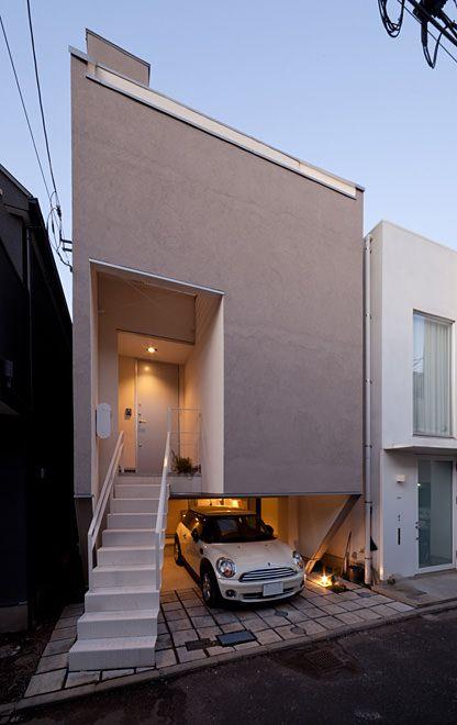 casas sin ventanas dentro de la arquitectura introspectiva