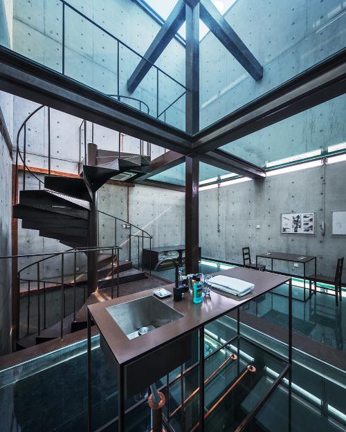 Luz y distribución de una casa sin ventanas