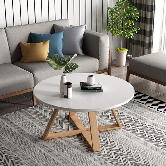 Accesorios decorativos para una sala de estar