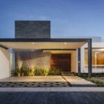 Cocheras modernas para casas pequeñas