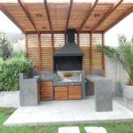 Cocinas rústicas al aire libre