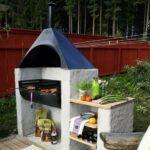 Ideas de cocinas exteriores para fincas