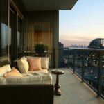 Balcones modernos para casas pequeñas