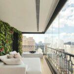 Diseños de terrazas pequeñas modernas