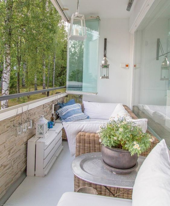 Como decorar una terraza moderna
