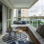 Diseños de balcones y terrazas modernos