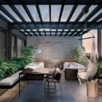 Estilos de decoración para balcones y terrazas