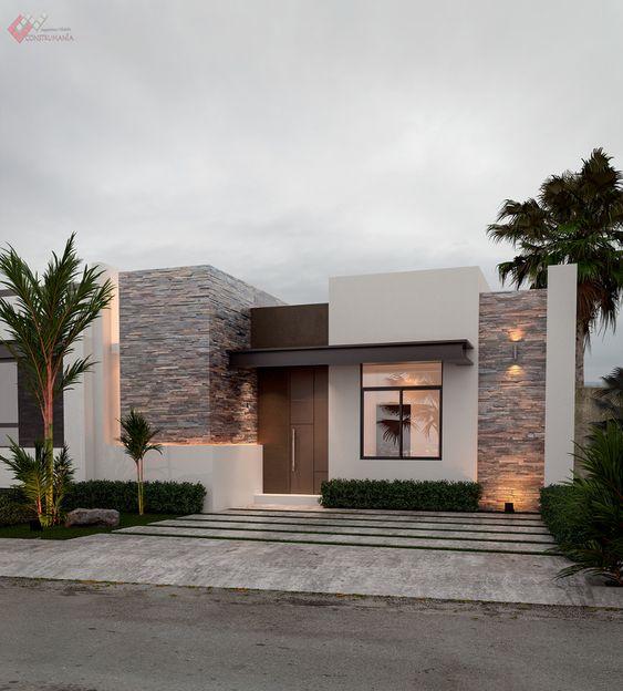 Diseños de casas pequeñas y bonitas