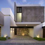 Ideas de cocheras minimalistas para casas pequeñas
