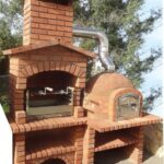 Diseños de hornos construidos de ladrillo