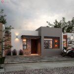 Ideas para diseñar casas de cemento pequeñas