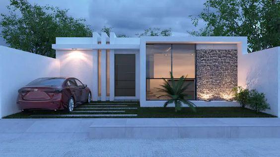 Planos de casas pequeñas y económicas