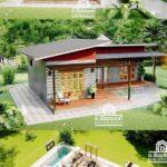 Diseños de casas pequeñas modernas