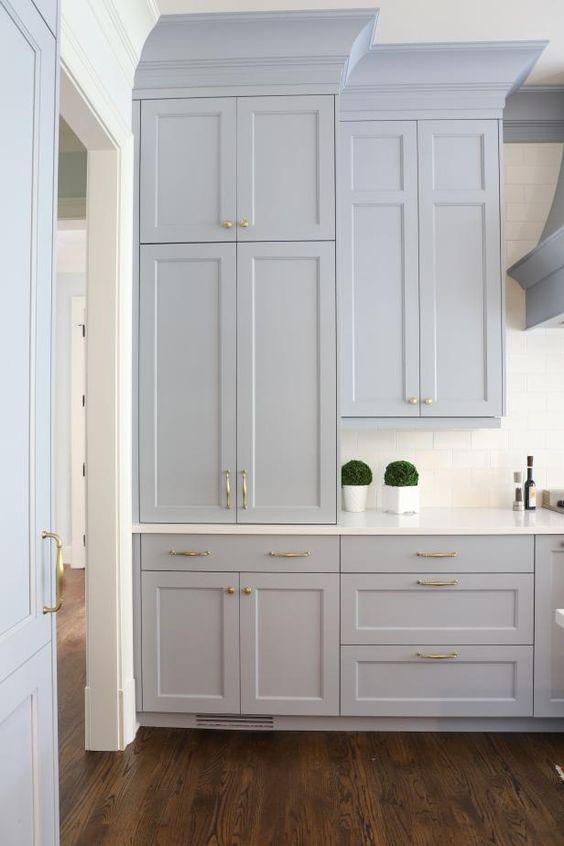 Muebles para cocinas en tendencia