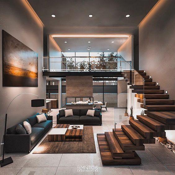 Ventajas de un espacio con doble altura