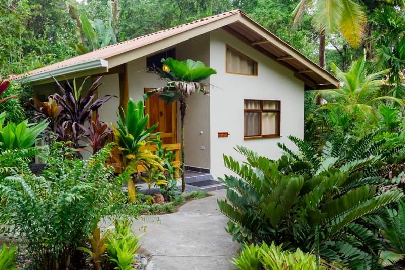 Diseños de casas de campo de madera estilo cabaña