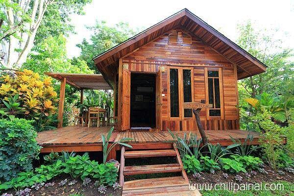 Casas de campo con áreas de descanso