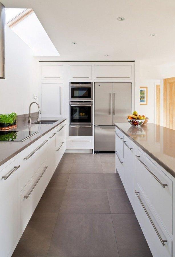 Ideas para cocinas pequeñas modernas