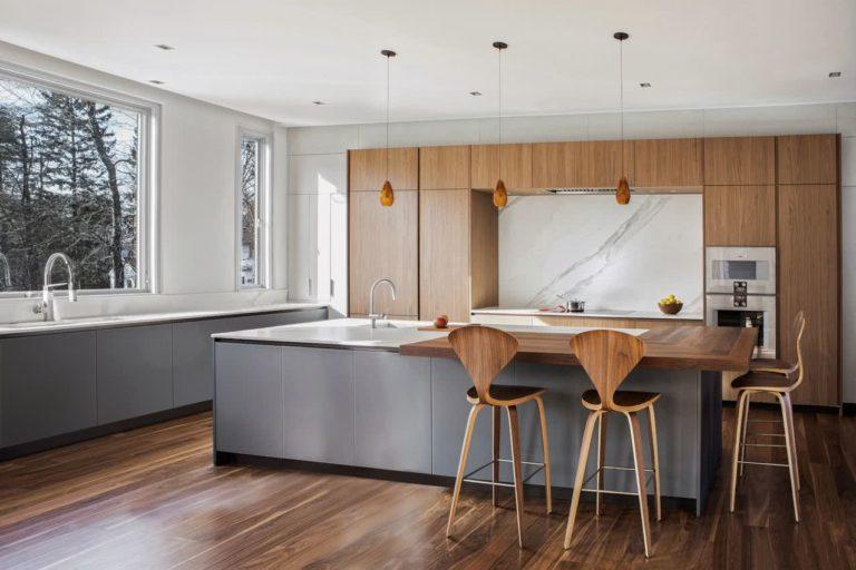 Colores para decorar una cocina moderna