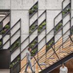 Opciones de muros principales para crear contraste