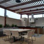 Cómo elegir pérgolas para terrazas o cerramientos fijos