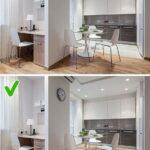 Distribución para apartamentos con estilo