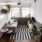Rayas verticales para decorar tu apartamento con estilo