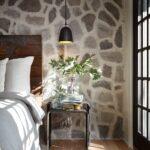 Decoración de interiores con piedra