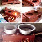 Ideas de fogones de leña rústicos