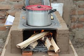 Cocinas de leña circulares