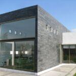 Fachadas de casas cuadradas modernas