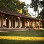 Materiales para casas estilo colonial