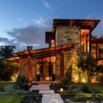 Fachadas de casas rústicas